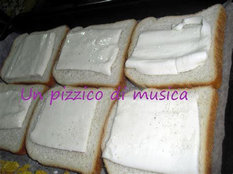 pane in carrozza al forno mozzarella in carrozza light ricetta veloce un pizzico