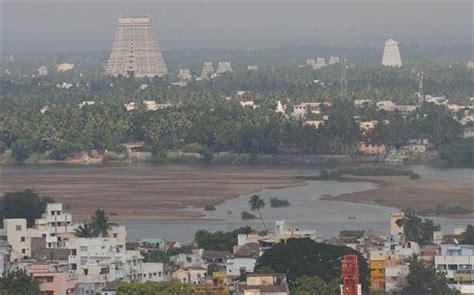 chennai trichy    cleanest city  india