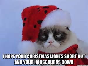 I Hate Christmas Meme - i hate christmas