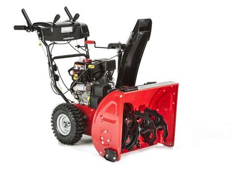 best snow blower best snow blowers for gravel driveways