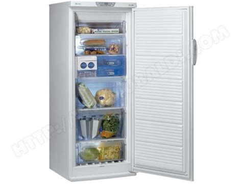 whirlpool afg8265nf pas cher cong 233 lateur armoire