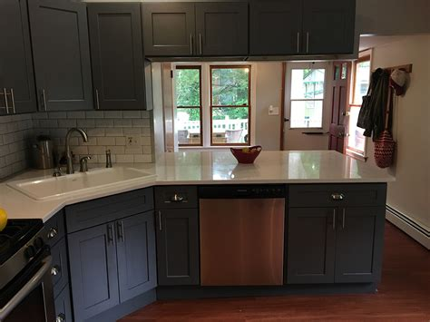 grey shaker kitchen cabinets buy shaker gray rta ready to assemble kitchen cabinets 4088