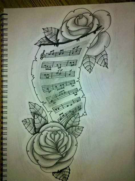 sheet music by 76bev on deviantart