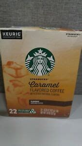 Allow boiling water to rest for 30 seconds before using, the optimum temperature is 85oc. 42 COUNT KEURIG K-CUPS STARBUCKS CARAMEL COFFEE   eBay