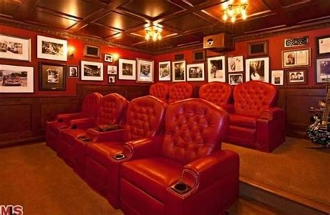 Theater, Brad Garrett (With images) | Rich home, Malibu ...