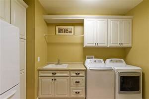 home design utility cabinets for laundry room in cabinet With best brand of paint for kitchen cabinets with laundry room wall art ideas