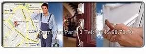 serrurier paris 3 0149607070 urgence serrurerie 75003 With serrurier paris 3eme