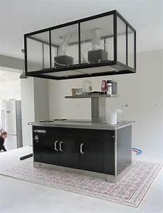 Hotte De Cuisine But : habillage hotte de cuisine en bois ~ Premium-room.com Idées de Décoration