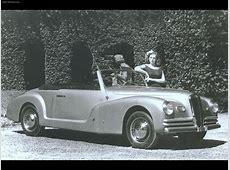 Lancia Aprilia Cabriolet 1940