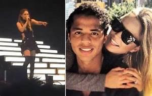 La joven a la que Belinda corrió de su concierto es la ex ...
