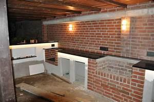 Küchenzeile Selber Bauen : die m mmis bauen einen neuen grillsportplatz mit monolith und fire magic gasgrill seite 29 ~ Buech-reservation.com Haus und Dekorationen