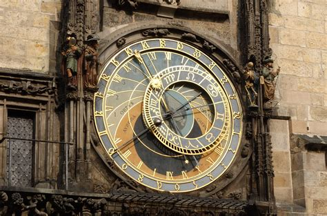 About That Mysterious Astronomical Clock In Prague