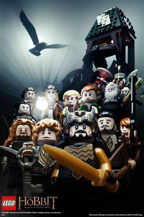 hobbit  battle    armies brickipedia