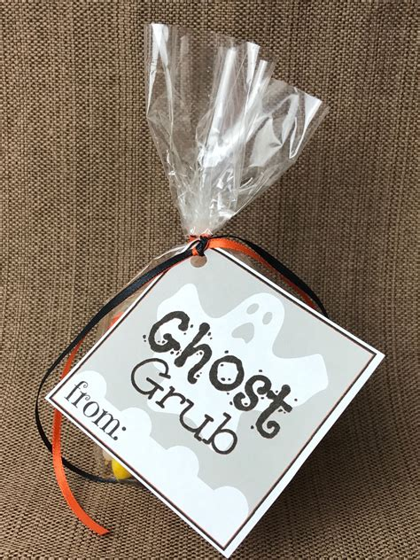 halloween goodie bags  printable   mom