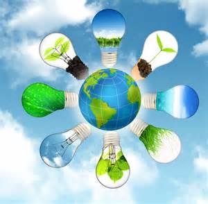Save Environment Green Energy