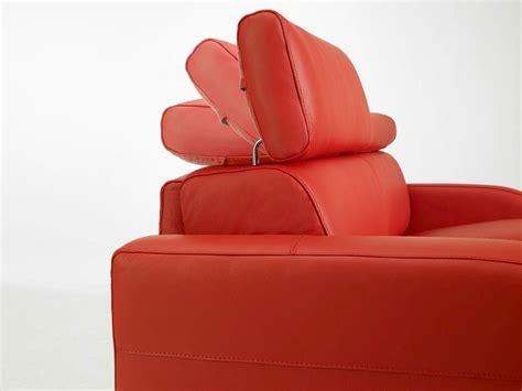 appui tete canapé canapé design italien avec appuis tête inclinables