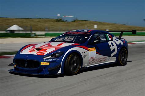 maserati trofeo   race series concludes