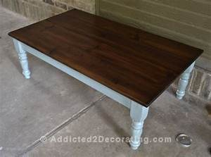 my experience staining wood with tea steel wool and vinegar With how to stain a coffee table
