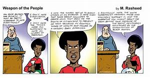The Official Blog of Cartoonist M. Rasheed: Weapon of the ...