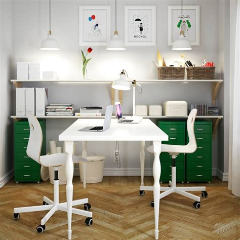 office ideas with ikea furniture nazarm