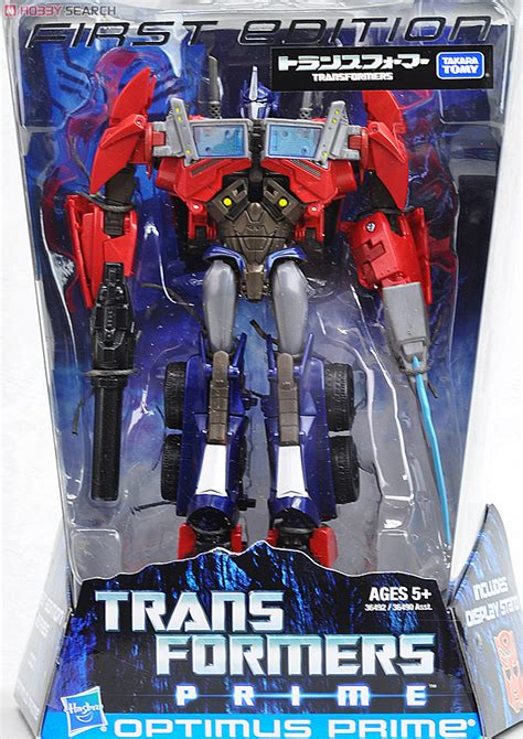 transformers prime japanese  edition packaging images