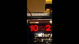 Sears Classic Car Battery Charger