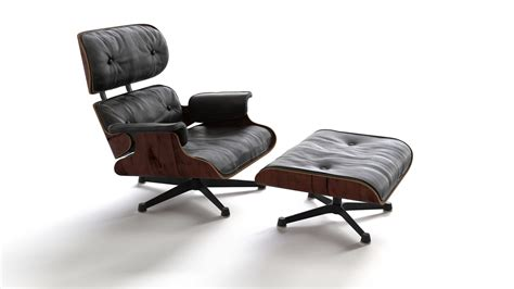 Eames Lounger And Ottoman by Eames Lounge Chair With Ottoman Flyingarchitecture
