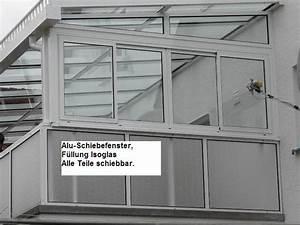 Schiebefenster Für Balkon : balkon zaun profi leibhammer rietz gmbh aluminium ~ Watch28wear.com Haus und Dekorationen