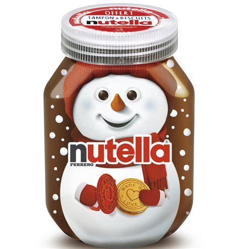 pot de nutella noel pourquoi le pot de nutella de no 235 l va encore nous faire craquer magazine avantages