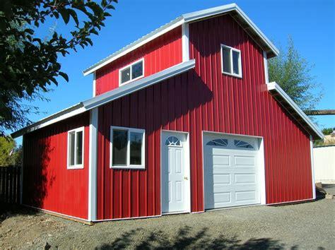 Barn House Designs Plans by Barndominium 2 Hansen Buildings