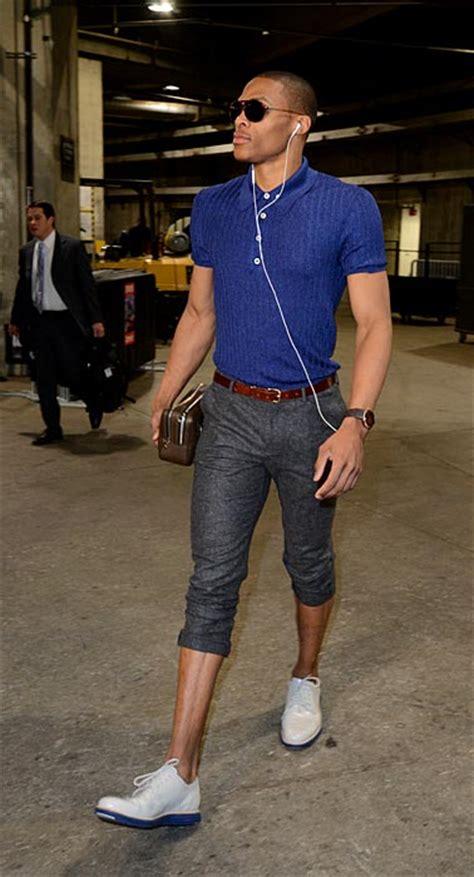 Russell Westbrook Fashion Style Fashionsizzle