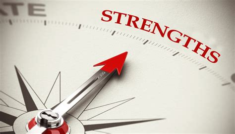 identify your strengths to enjoy a successful career