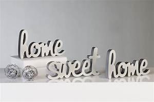Home Sweet Home Schriftzug : schriftzug home sweet home ~ A.2002-acura-tl-radio.info Haus und Dekorationen