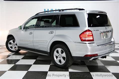The gl450 and gl550 trims both come with v8 engines, and critics reported that both. 2012 Used Mercedes-Benz GL-Class GL450 4MATIC at Haims Motors Serving Fort Lauderdale, Hollywood ...
