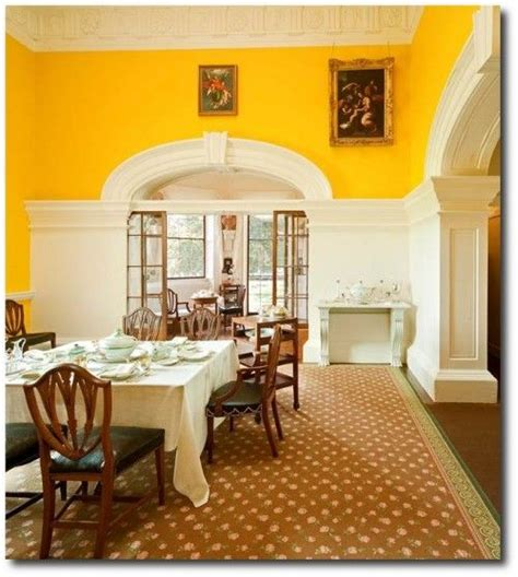monticello jefferson s home re painted by ralph interiors regency