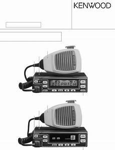 Kenwood Portable Radio Tk