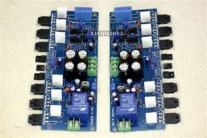 260w 2 0 Hifi Audio Power Amplifier Assembled Clone