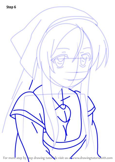 zero draw jessica step tsukaima drawing manga anime