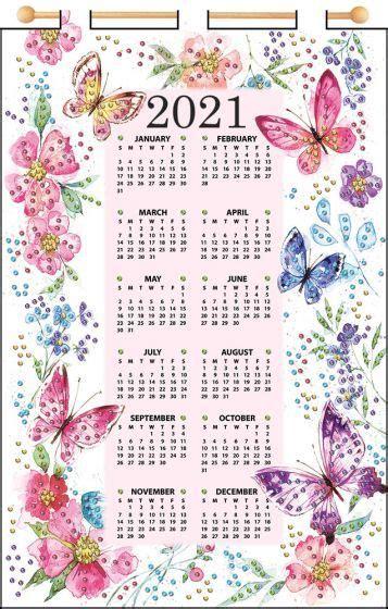 butterflies  felt calendar calendar felt butterfly