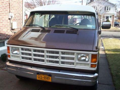 automotive service manuals 1992 dodge ram van b150 parking system find used dodge b150 van in west hempstead new york united states