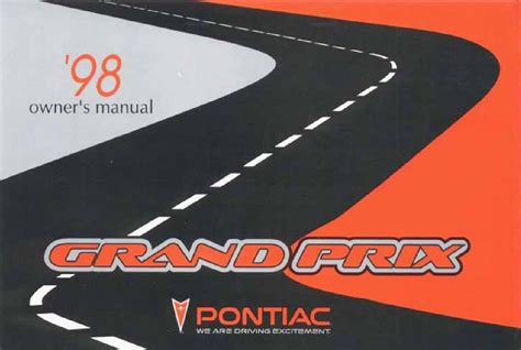 pontiac grand prix owners manual  give