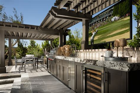 key elements   dream outdoor kitchen build beautiful