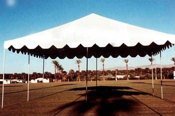 framed canopy    arizona party rentalsw   rentals