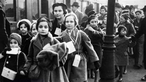 Kindertransport of Jewish children 1938-1940