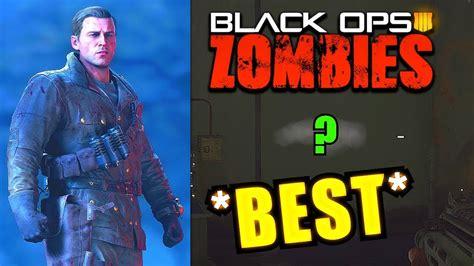bo4 zombies blood gun dead classified wall ops