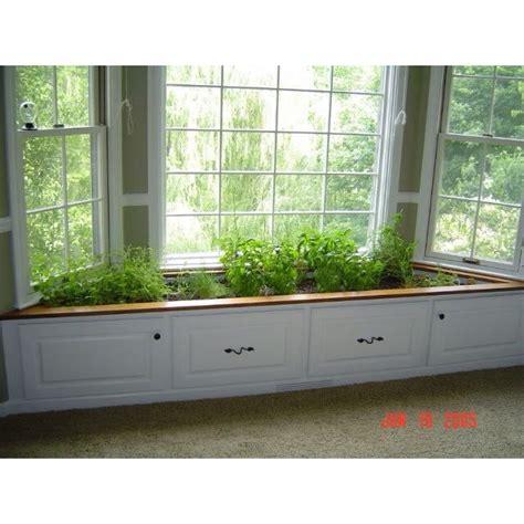 Indoor Window Herb Garden by Amazing Indoor Window Seal Herb Garden All Thangs Green