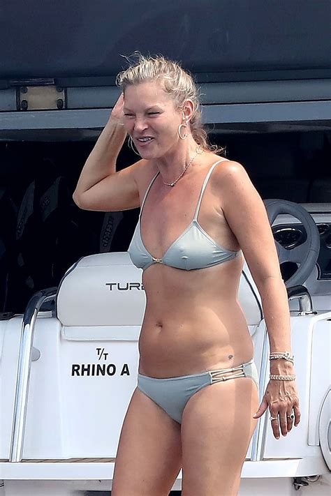 Kate Moss Sexy Ass in St Tropez (50 Photos) | #The Fappening