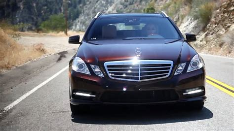2012 Mercedes-benz E Class Wagon Review