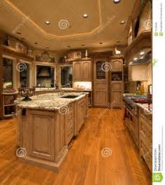 clean kitchen faucet luxury kitchen royalty free stock image image 16184606