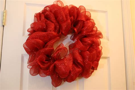 renveringpur how to decorate a wreath with netting ribbon